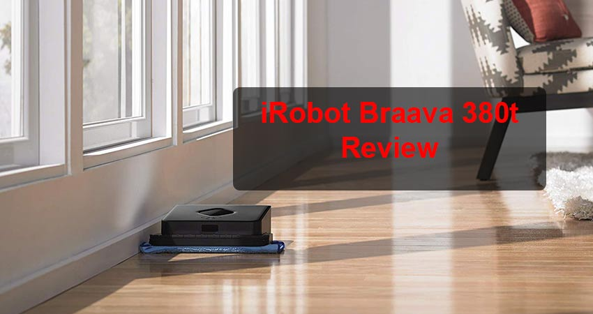 iRobot Braava 380t Review