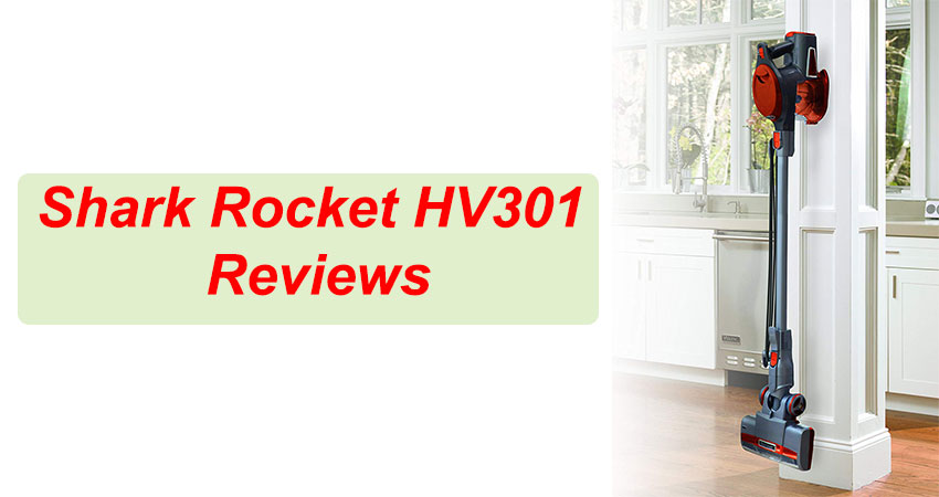 Shark Rocket HV301 Reviews